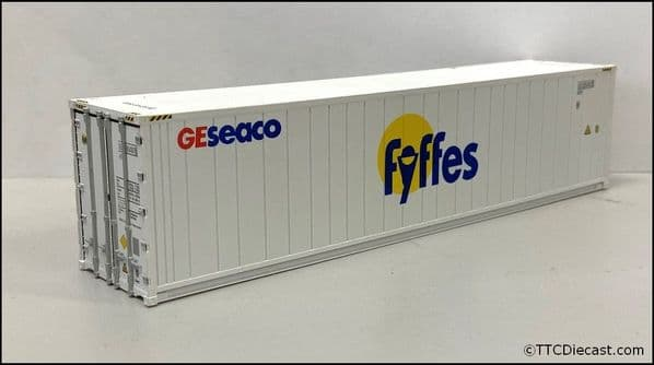 Fyffes 40ft Reefer Container